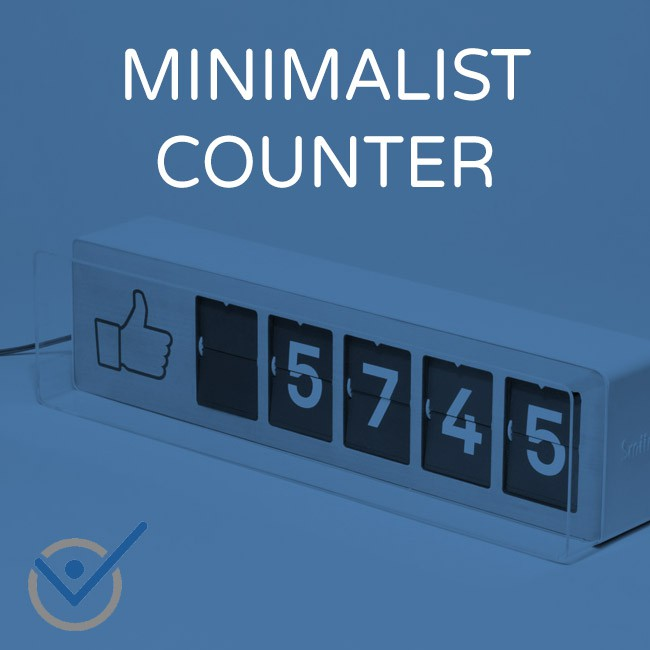 Become minimalist declutter counter how many things you own for Becoming minimalist home