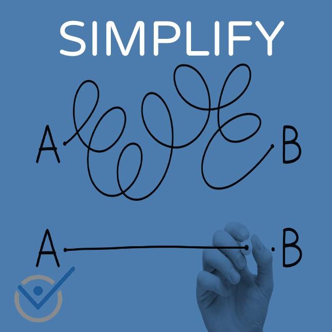 Simplify minimalismus aufr umen ordnung for Minimalismus buch