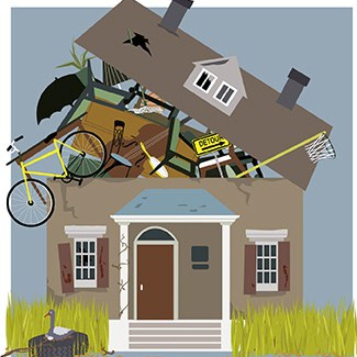 Wohnung aufräumen Tipps